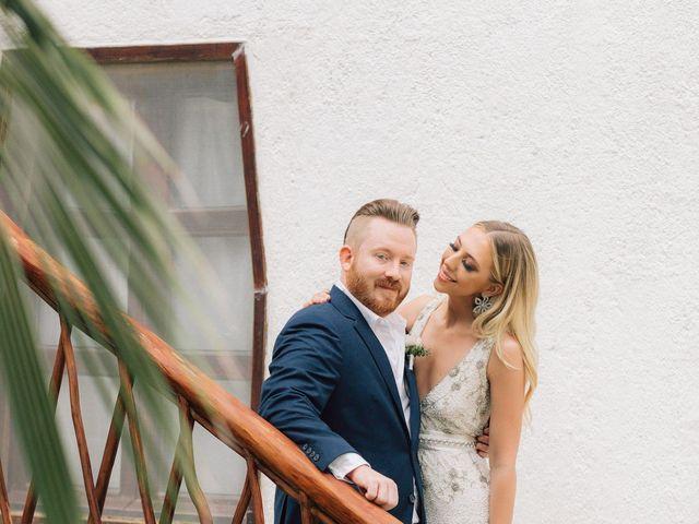 Rachel and Alan's Wedding in Tulum, Mexico 50