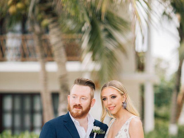 Rachel and Alan's Wedding in Tulum, Mexico 52