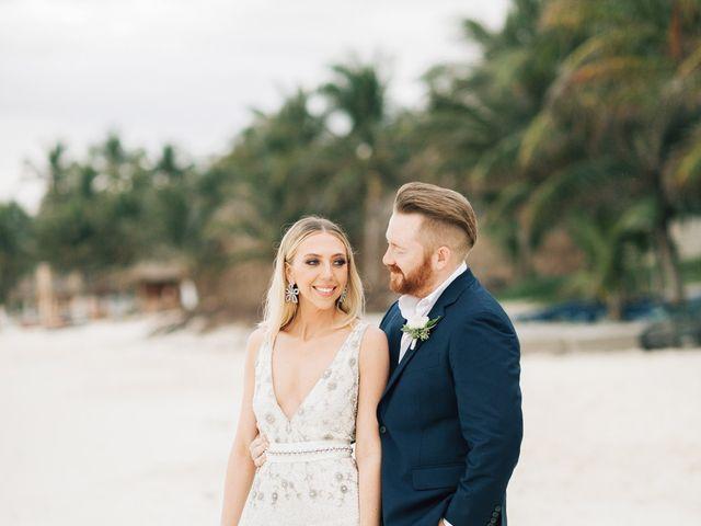 Rachel and Alan's Wedding in Tulum, Mexico 69