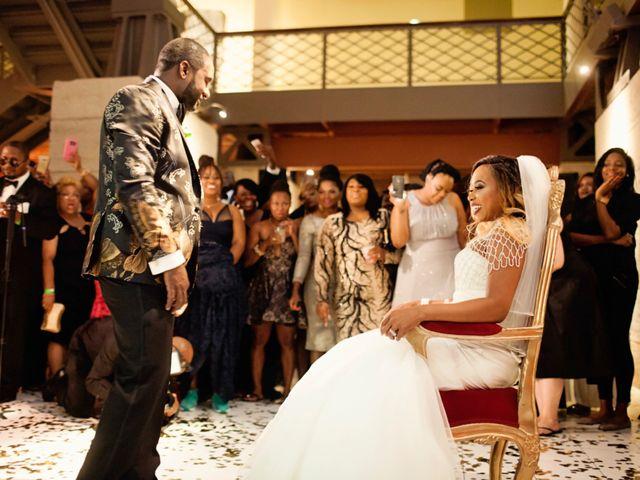 Joseph and Kenya's Wedding in Saint Louis, Missouri 1