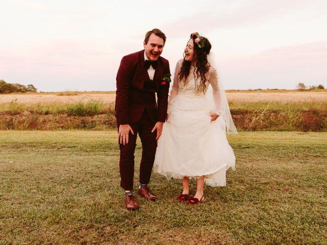 Trent and Delaney's Wedding in Lafayette, Louisiana 14