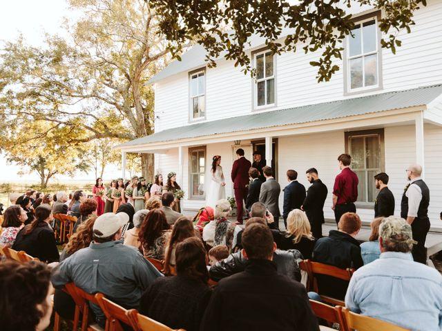 Trent and Delaney's Wedding in Lafayette, Louisiana 17