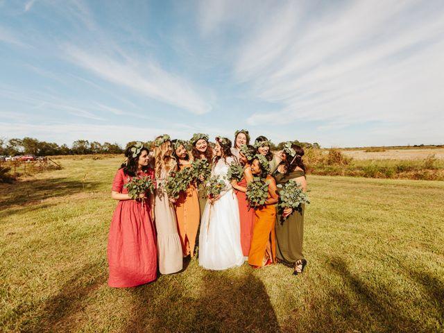 Trent and Delaney's Wedding in Lafayette, Louisiana 18