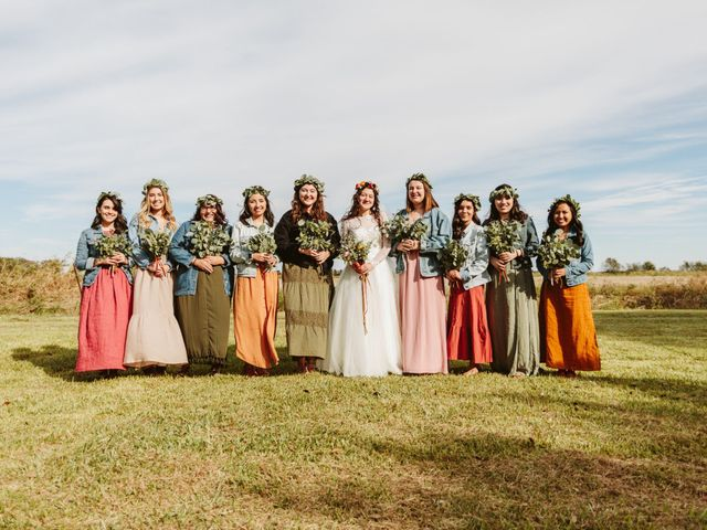 Trent and Delaney's Wedding in Lafayette, Louisiana 19