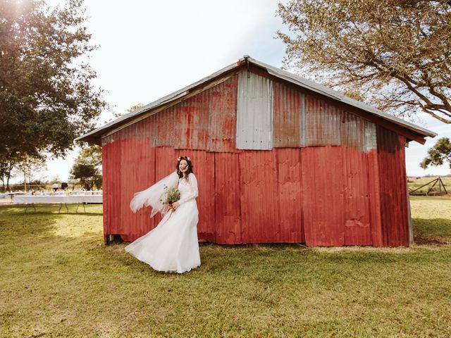 Trent and Delaney's Wedding in Lafayette, Louisiana 20