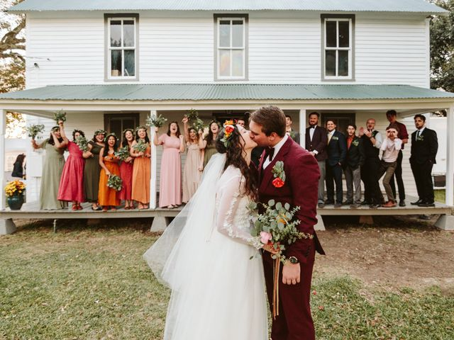 Trent and Delaney's Wedding in Lafayette, Louisiana 25