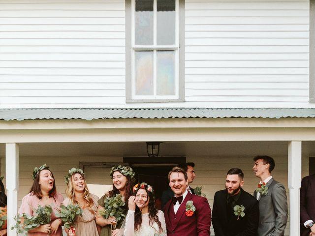 Trent and Delaney's Wedding in Lafayette, Louisiana 3