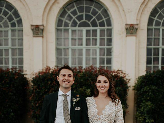 Ben and Katie's Wedding in Oklahoma City, Oklahoma 5