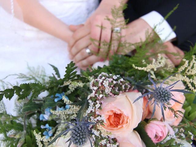 Ryan and Emily's Wedding in Felton, California 4