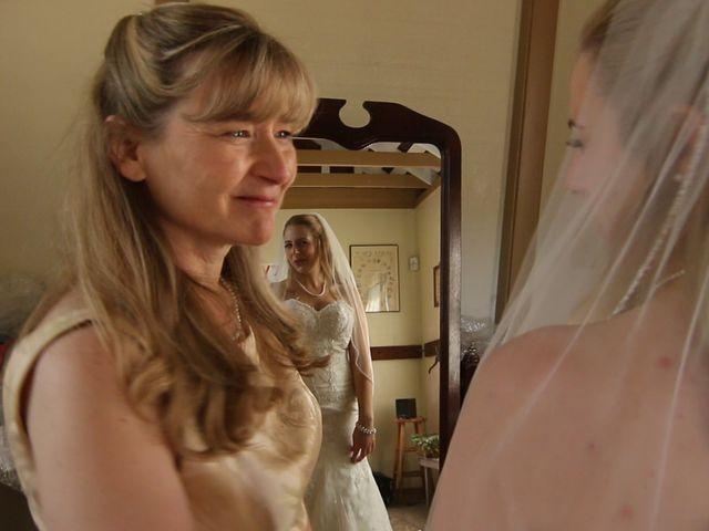 Ryan and Emily's Wedding in Felton, California 6