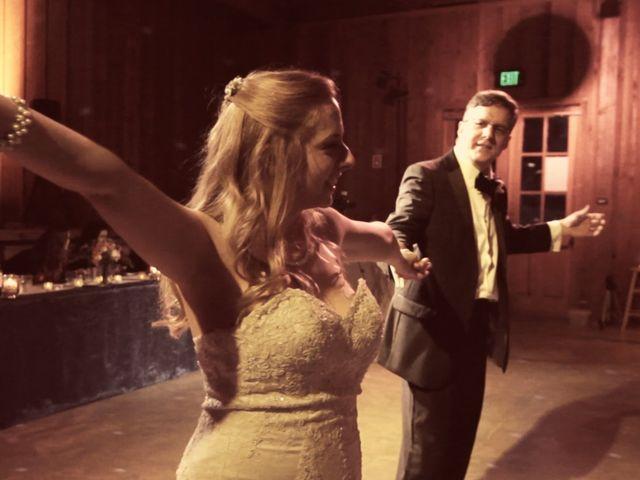 Ryan and Emily's Wedding in Felton, California 9