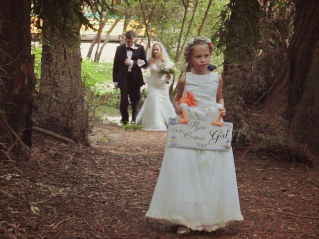 Ryan and Emily's Wedding in Felton, California 10