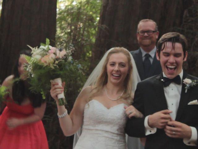 Ryan and Emily's Wedding in Felton, California 12