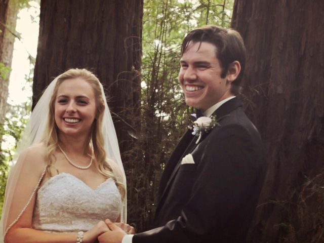 The wedding of Emily and Ryan