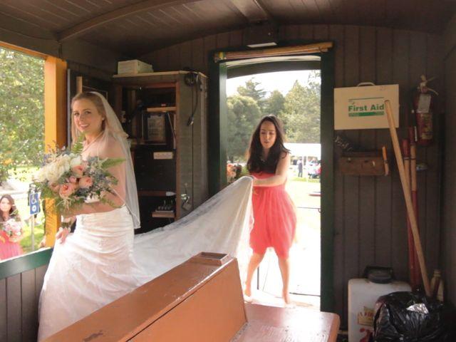 Ryan and Emily's Wedding in Felton, California 13