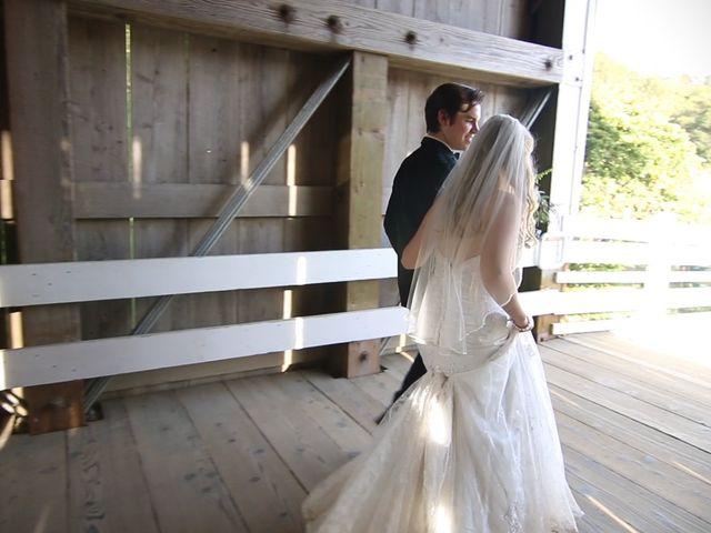 Ryan and Emily's Wedding in Felton, California 15