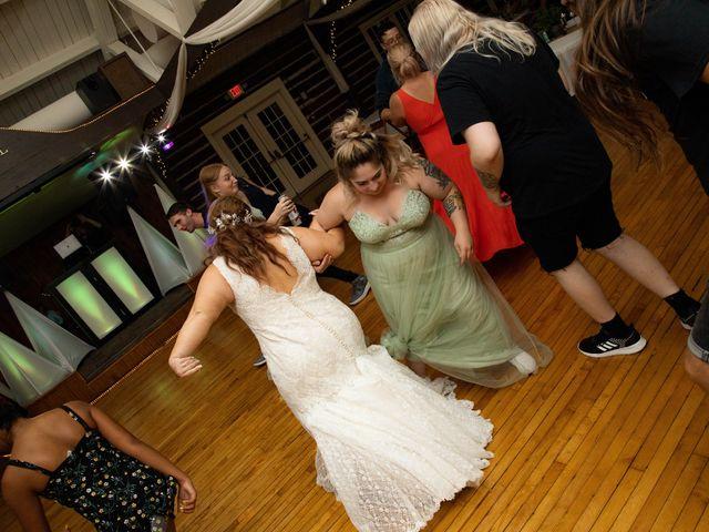 Will and Sarah's Wedding in Vermilion, Ohio 5