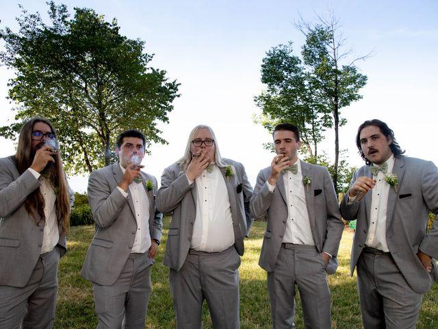 Will and Sarah's Wedding in Vermilion, Ohio 16