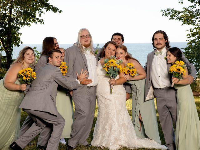 Will and Sarah's Wedding in Vermilion, Ohio 17