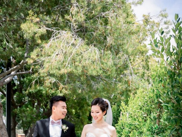 Gene and Ariana's Wedding in San Diego, California 20