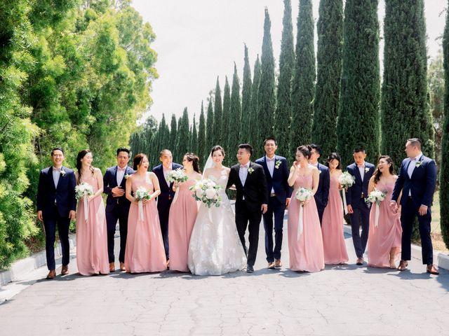Gene and Ariana's Wedding in San Diego, California 23