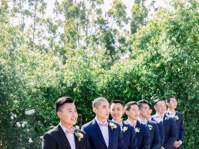 Gene and Ariana's Wedding in San Diego, California 34