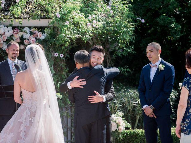 Gene and Ariana's Wedding in San Diego, California 37