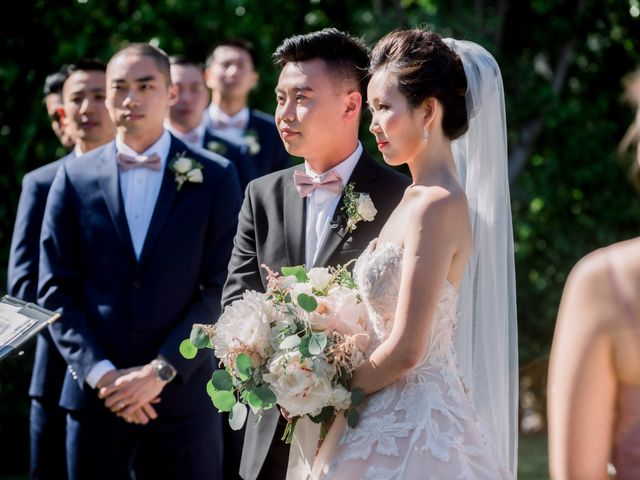Gene and Ariana's Wedding in San Diego, California 38