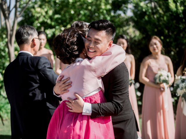 Gene and Ariana's Wedding in San Diego, California 41