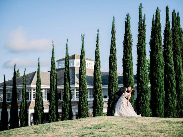 The wedding of Ariana and Gene