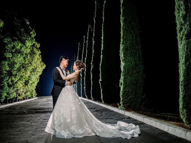 Gene and Ariana's Wedding in San Diego, California 67