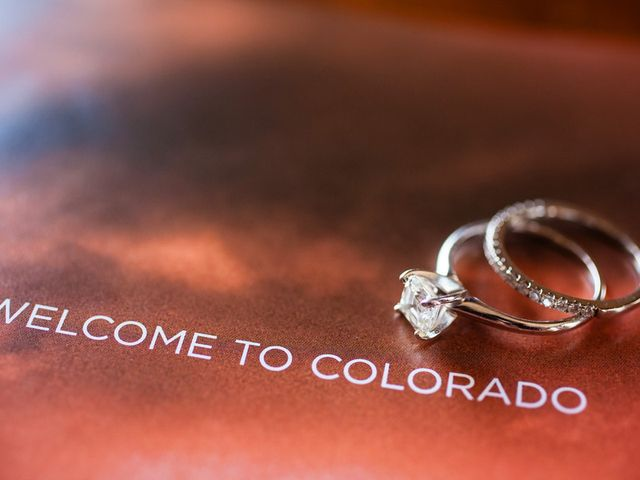 Cailtin and Zach's Wedding in Denver, Colorado 2