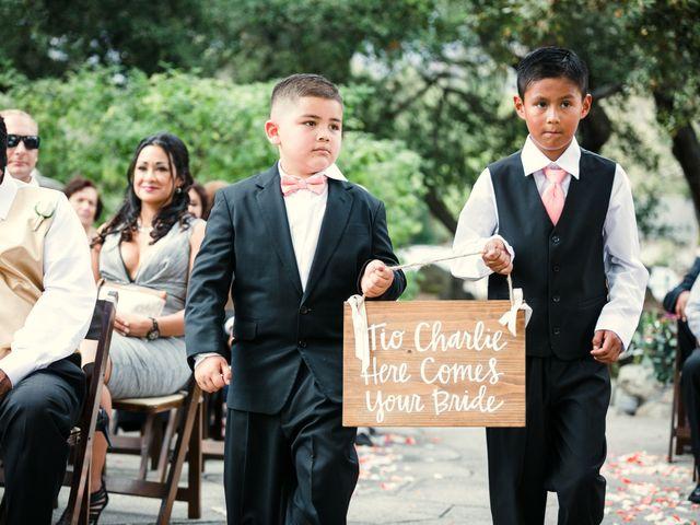 Jessica and Carlos's Wedding in Santa Barbara, California 8
