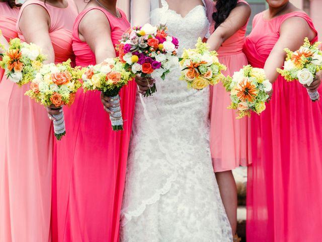 Jessica and Carlos's Wedding in Santa Barbara, California 6