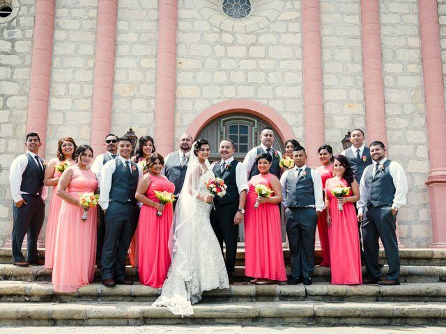 Jessica and Carlos's Wedding in Santa Barbara, California 7