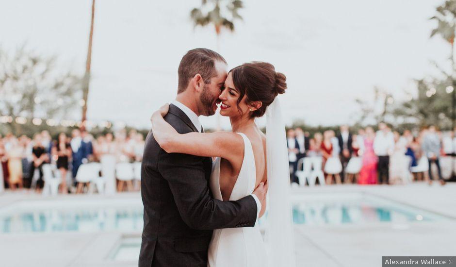 Shane and Ryann's Wedding in La Quinta, California
