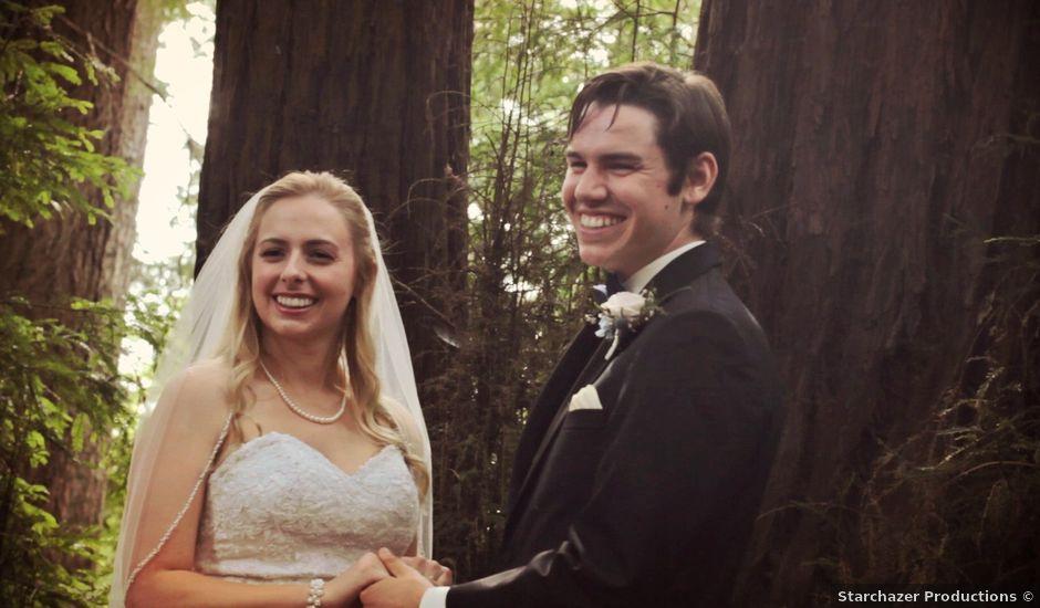 Ryan and Emily's Wedding in Felton, California