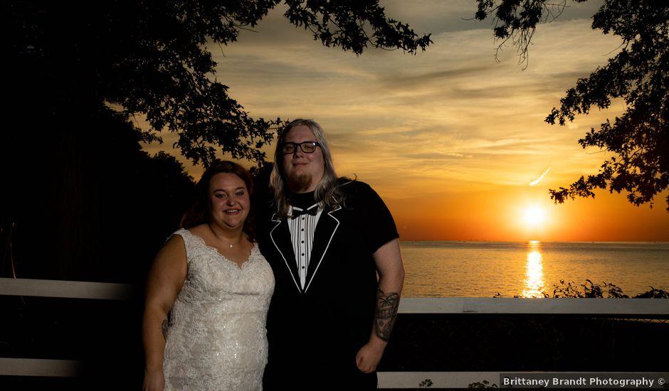 Will and Sarah's Wedding in Vermilion, Ohio