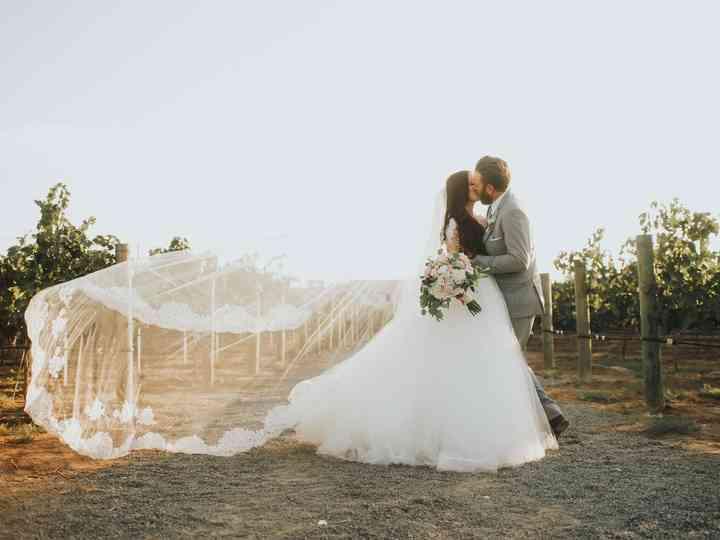 The wedding of Erin  and Emmet