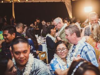 The wedding of Alma Lei and John 2