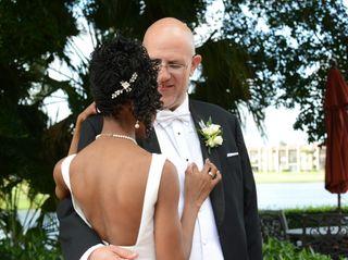 The wedding of Michaela and Scott 2