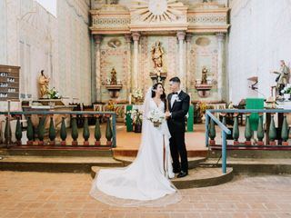 The wedding of Sylvia and Emmanuel  2