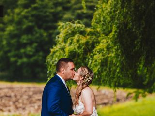 The wedding of Eliza and Pete 3