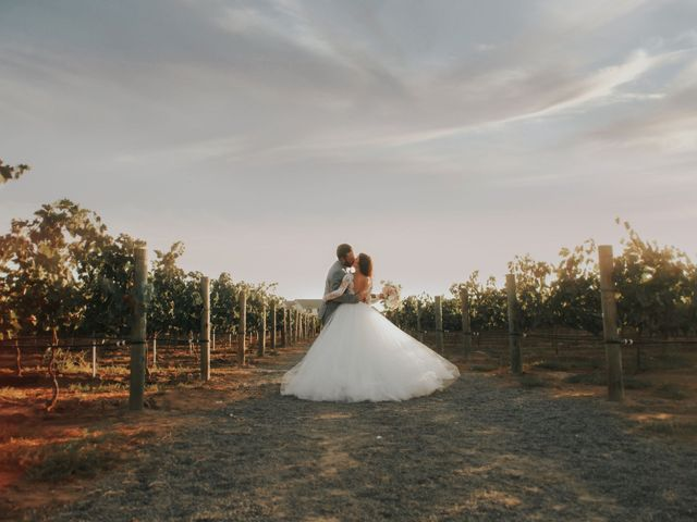 Emmet  and Erin 's Wedding in Temecula, California 1