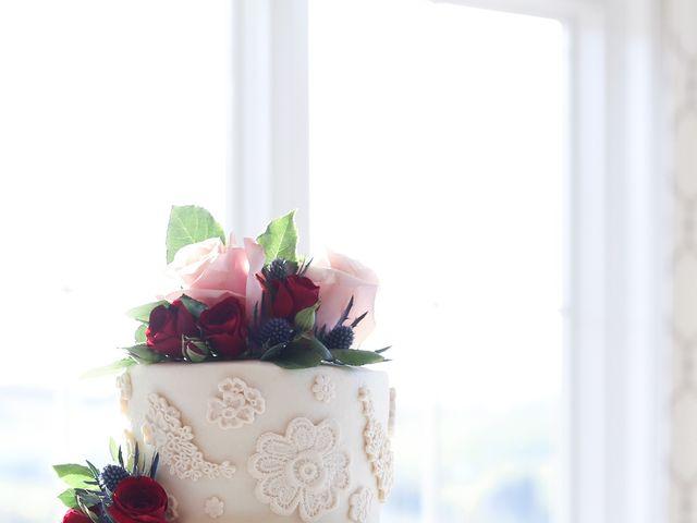 William and Alexis's Wedding in Bridgewater, Virginia 6