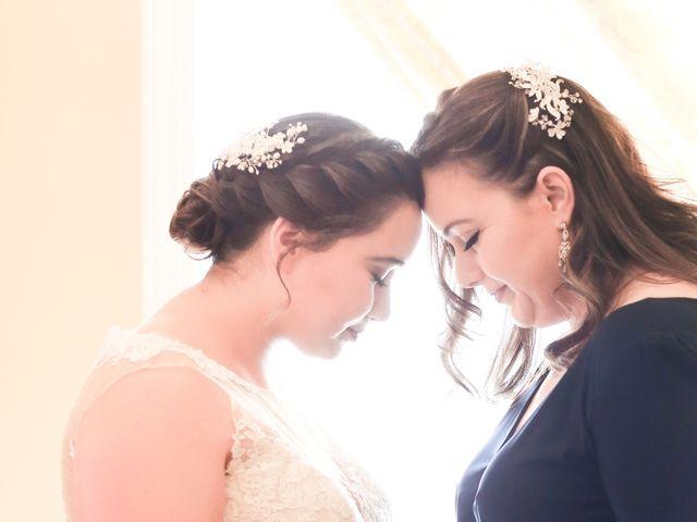 William and Alexis's Wedding in Bridgewater, Virginia 9