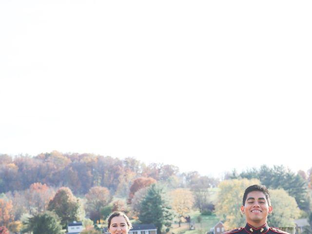 William and Alexis's Wedding in Bridgewater, Virginia 1