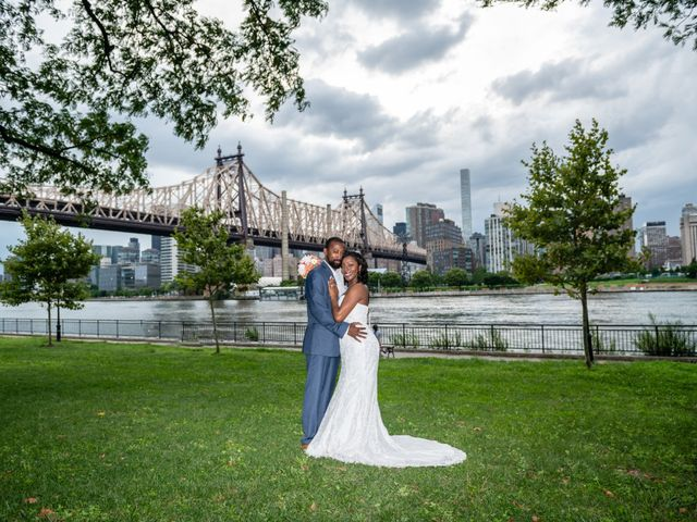 The wedding of James and Kendra