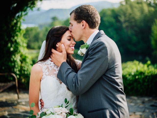 Paul and Marissa's Wedding in Glenville, North Carolina 2