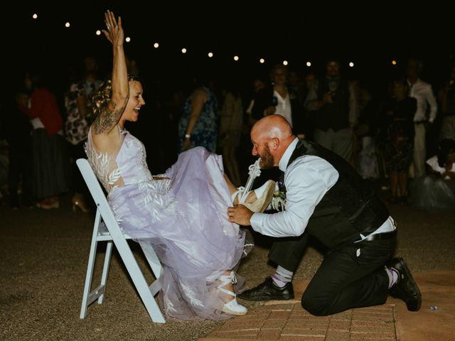 Dustin and Mary's Wedding in Flagstaff, Arizona 3